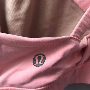 lululemon athletica Intimates & Sleepwear - Lululemon sz 6 pink sports bra